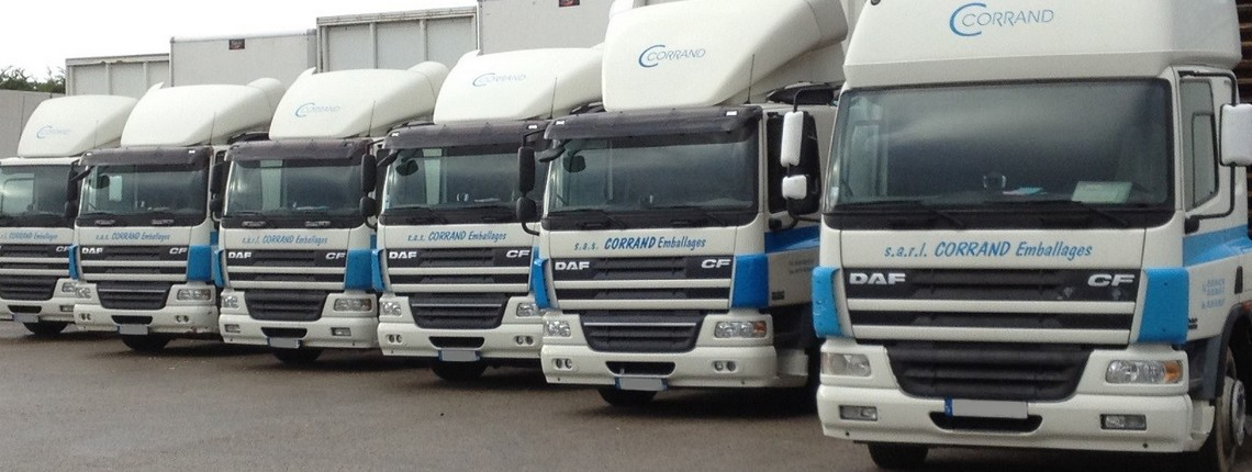 camion corrand emballages