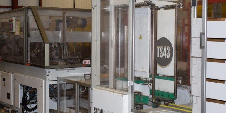machine corrand emballages